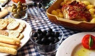 Mediterranean diet for brain health