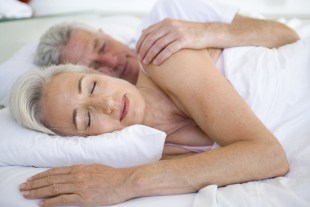 Aging Doesn	't Always Have To Mean Poor Sleep