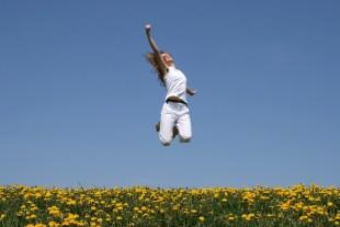 Genetics, happiness and women