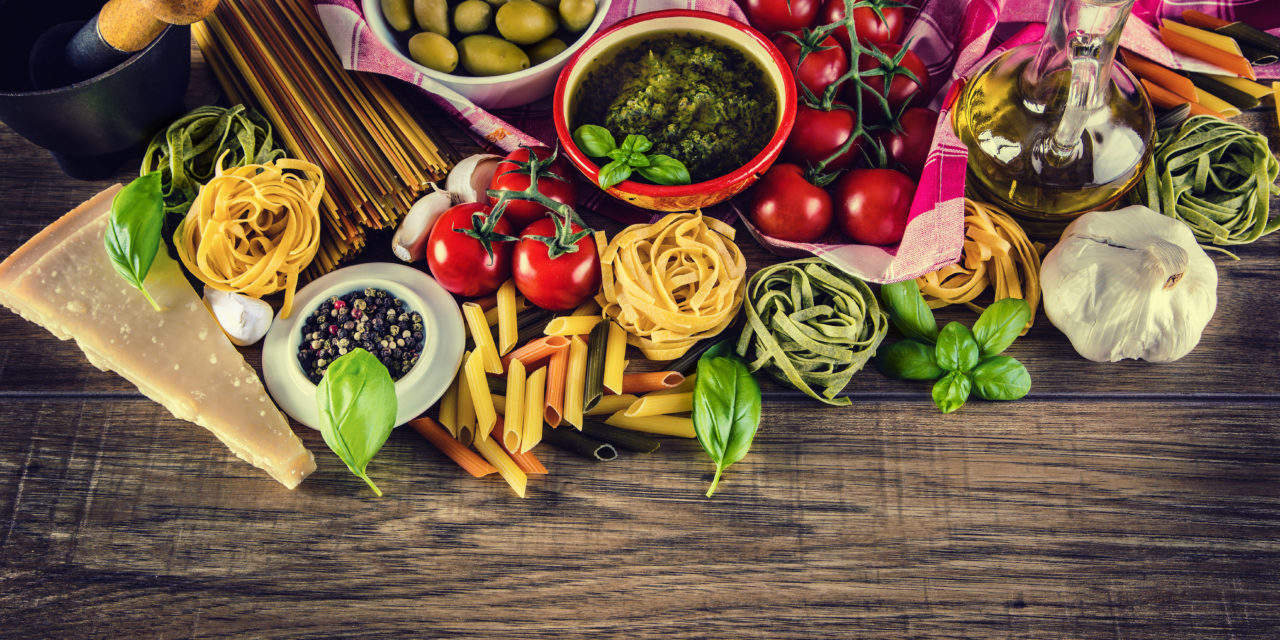 Mediterranean diet for brain health