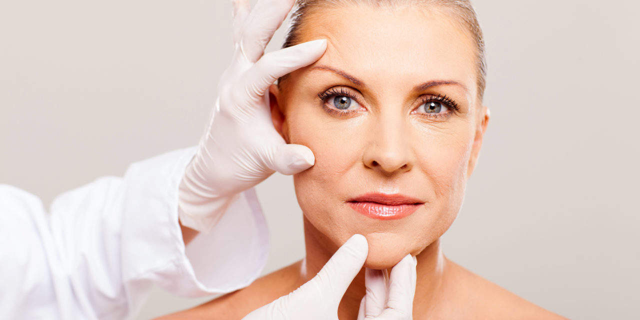 Anti-wrinkle injections for aging