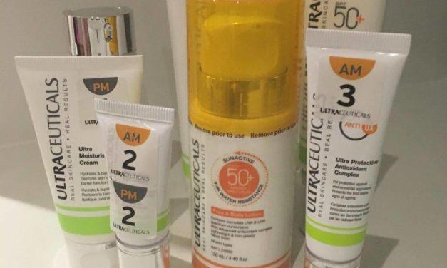 Treating aging skin