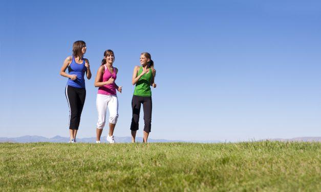 The ideal walking program