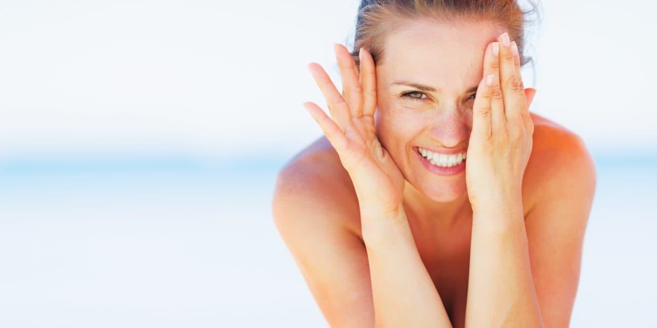 Characteristics of aging skin
