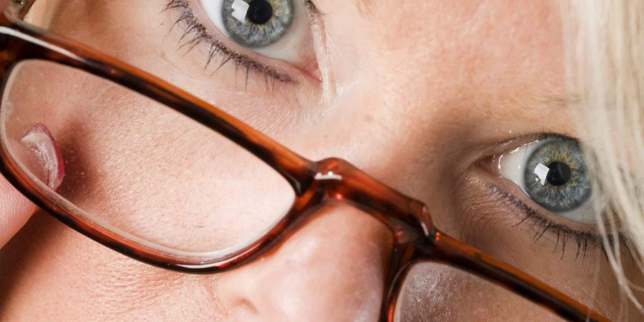 Four common eye problems