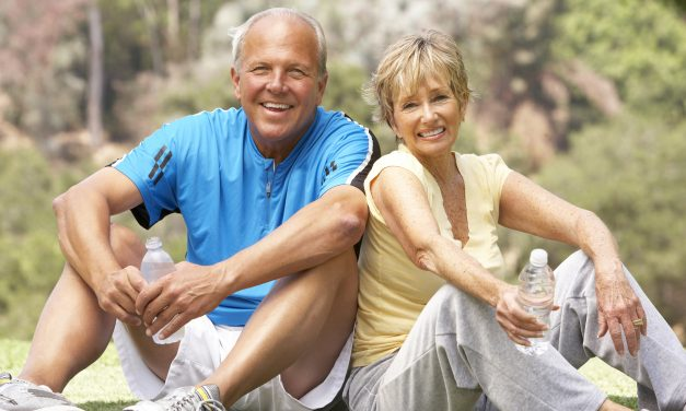 Cut calories for healthy aging