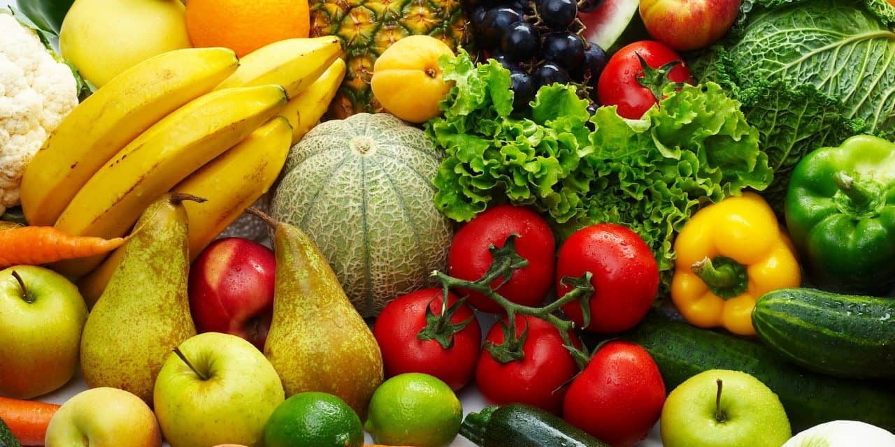 Fresh food for healthy aging