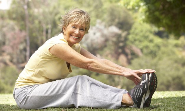 Basic stretches for safer exercise